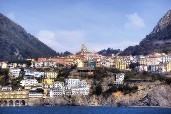 Mare Photograph - Vietri Sul Mare - Amalfi Coast by Joana Kruse
