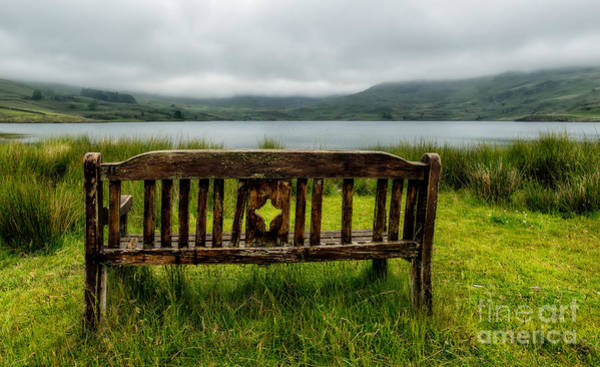 Wall Art - Photograph - View Across The Lake by Adrian Evans