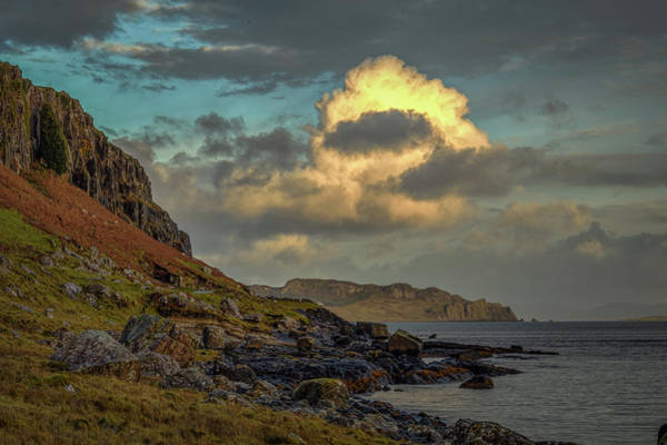 Photograph - View At Staffin 1 #g9#g9 by Leif Sohlman