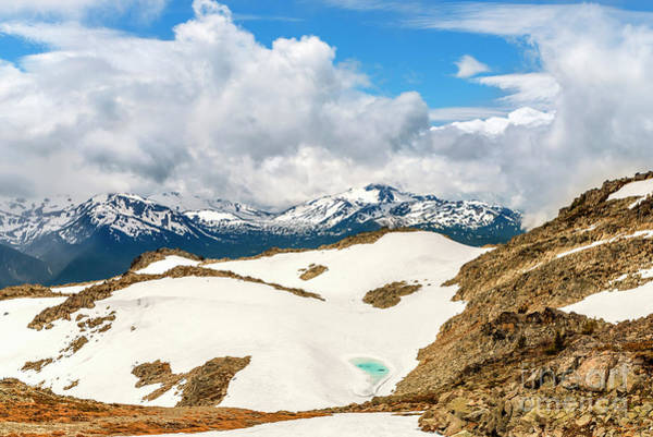 Wall Art - Photograph - Emerald Lake In The Rocky Mountains by Viktor Birkus