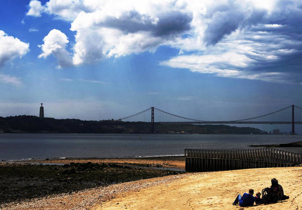 Photograph - View From Across The Tagus by Lorraine Devon Wilke