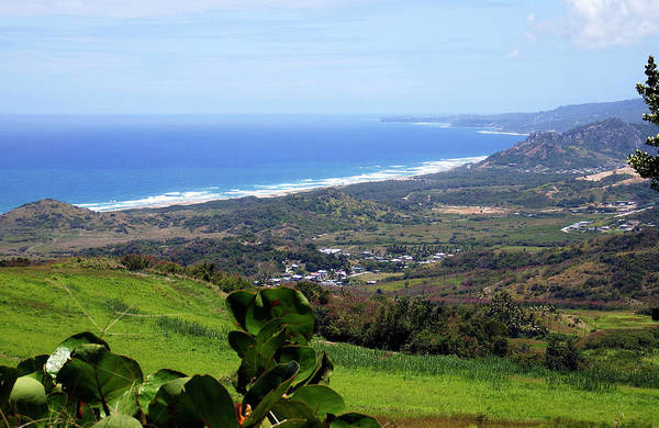 Photograph - View From Cherry Hill, Barbados by Kurt Van Wagner