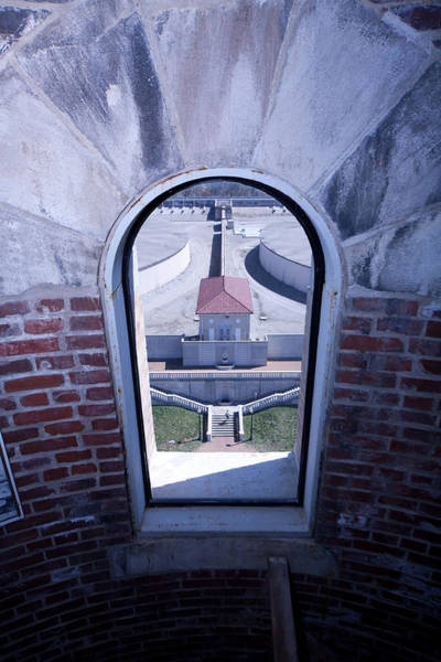 Photograph - View From Compton Hill Water Tower by David Coblitz
