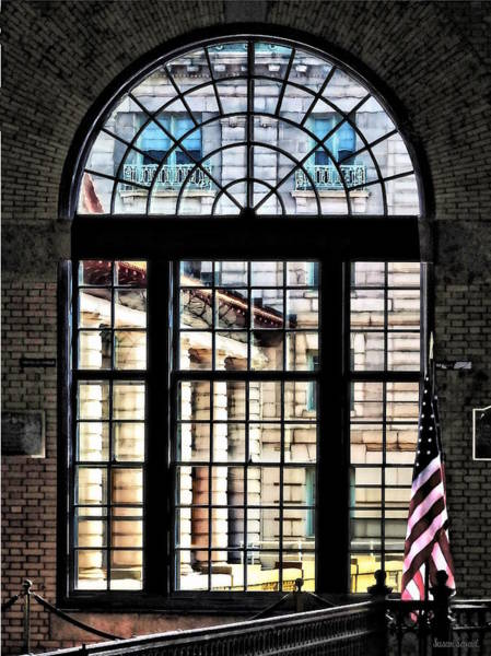 Photograph - View From Dahlgren Hall by Susan Savad