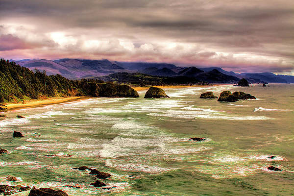 Photograph - View From Ecola II by David Patterson