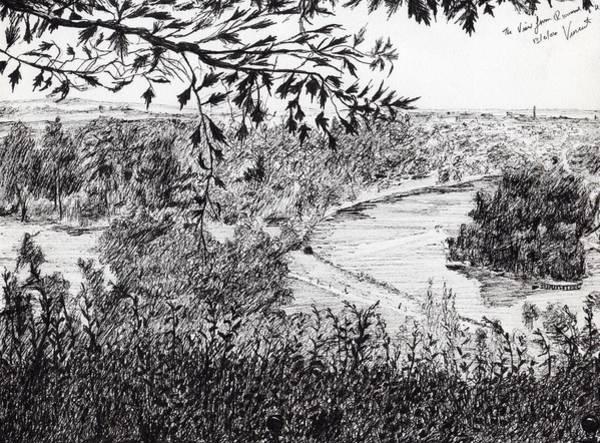View From Richmond Hill Art Print