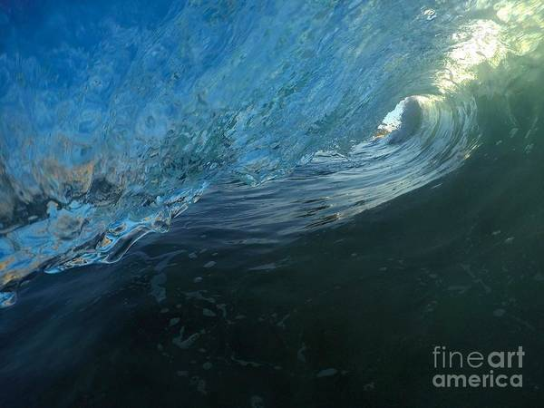 Bodyboard Photograph - View From The Heavens  by Benen  Weir