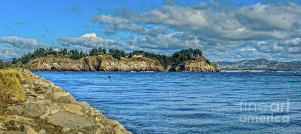 Wall Art - Photograph - View From The North Jetty  by Robert Bales
