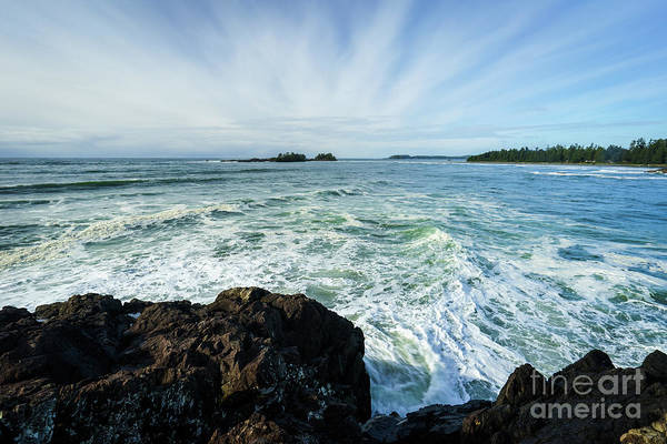 Photograph - View Of Chesterman Beach by Carrie Cole