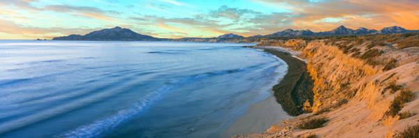 Baja California Peninsula Wall Art - Photograph - View Of Coastline, Cabo Pulmo National by Panoramic Images