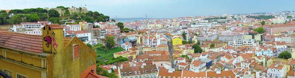Photograph - View Of Lisbon by Patricia Schaefer