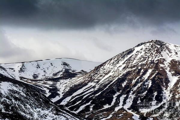 Wall Art - Photograph - View Of Massif Central Puy De Sancy. Auvergne. France by Bernard Jaubert