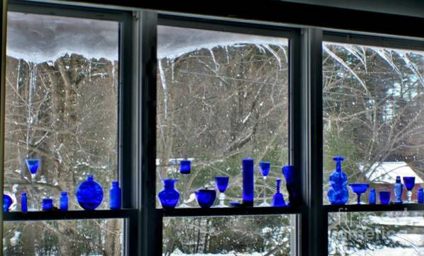 Photograph - View Of New England Winter by Barbara S Nickerson