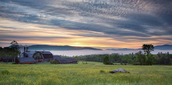 Photograph - View Of The Farm by Darylann Leonard Photography