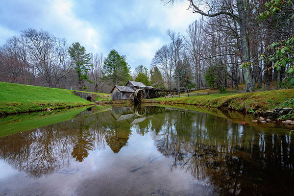 Photograph - View Of The Mill by Michael Scott