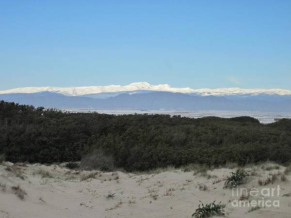 Photograph - View Of The Sierra Nevada by Chani Demuijlder