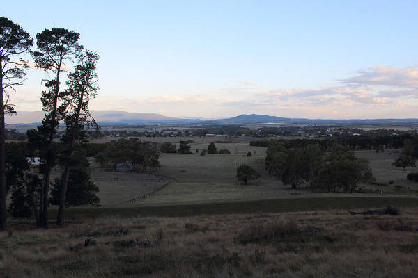 Photograph - View Of The Yarra Valley 25-03-2015 by Bert Ernie