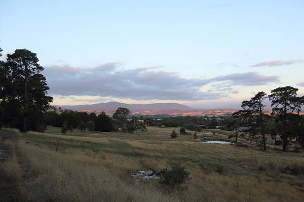 Photograph - View Of The Yarra Valley No1 26-01-2015 by Bert Ernie