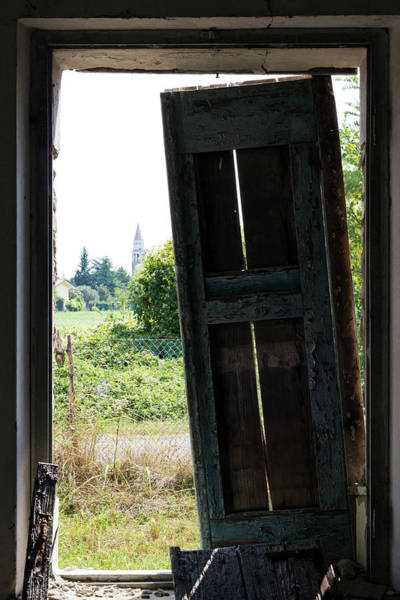Photograph - View On The Campanile by Helga Novelli