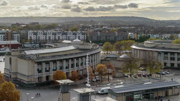 Photograph - View Over Bristol D by Jacek Wojnarowski