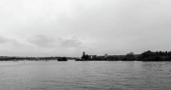 Photograph - View Over Cardiff Bay C by Jacek Wojnarowski