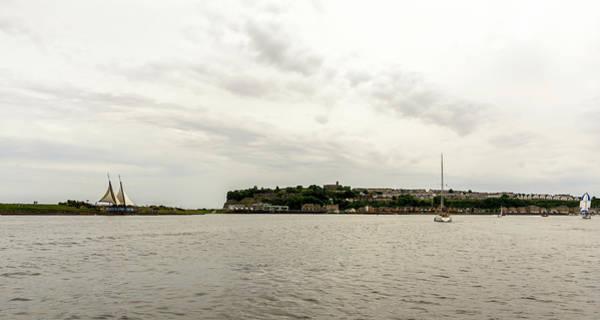 Photograph - View Over Cardiff Bay G by Jacek Wojnarowski