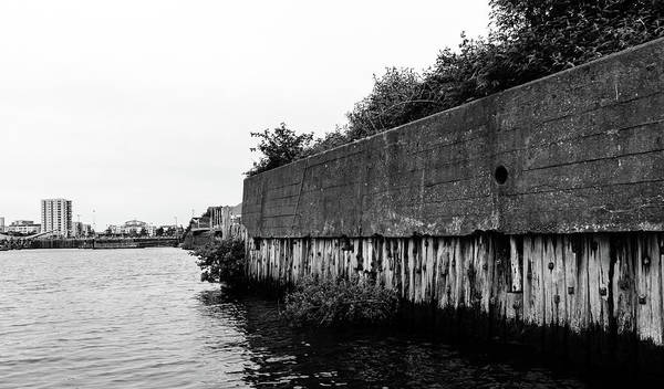 Photograph - View Over Cardiff Bay H by Jacek Wojnarowski