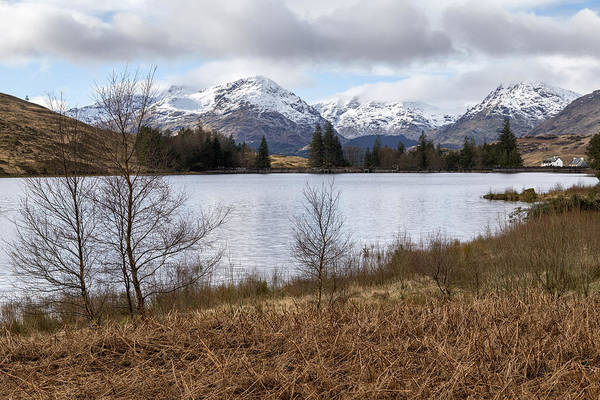 Photograph - View Over Loch Arklet by Jeremy Lavender Photography