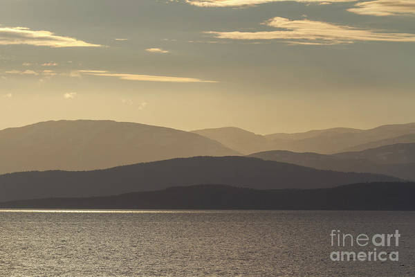 Photograph - View To Senja Mountains by Heiko Koehrer-Wagner