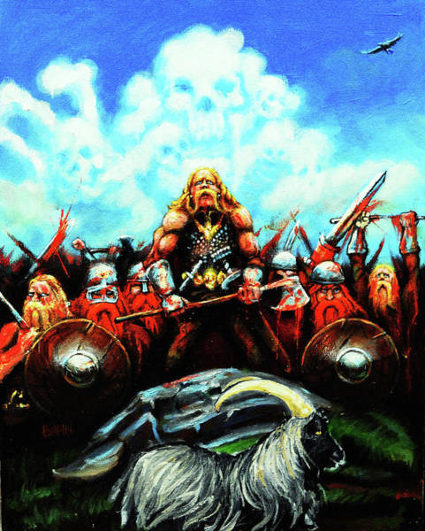 Norse Gods Art (Page #3 of 5) | Fine Art America
