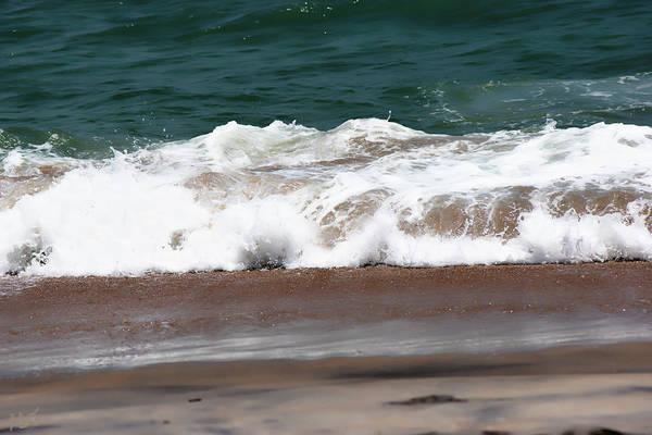 Photograph - Vilano Beach Ocean Waves by Gina O'Brien