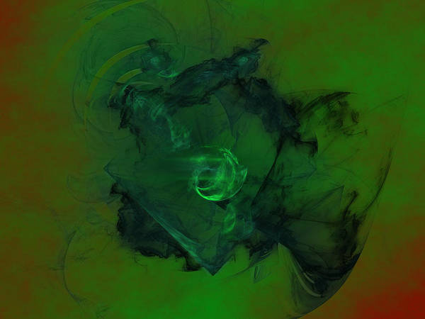 Digital Art - Vile Servant by Jeff Iverson
