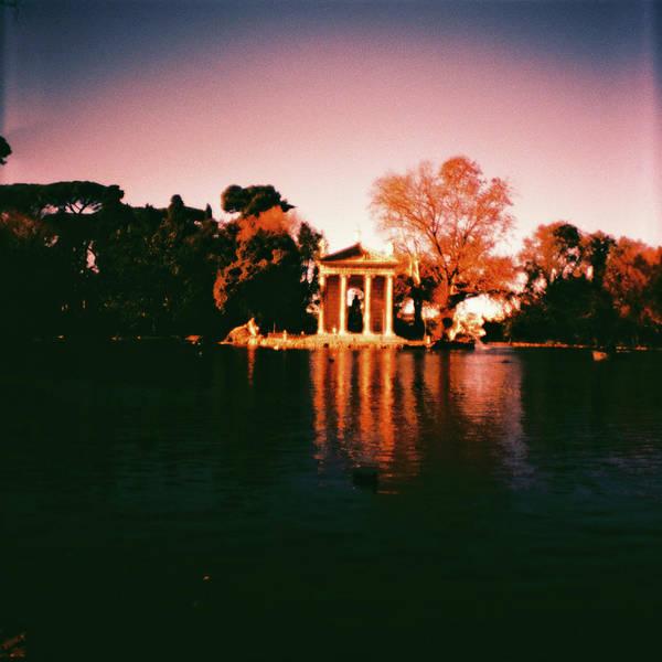 Photograph - Villa Borghesse Rome by Nacho Vega