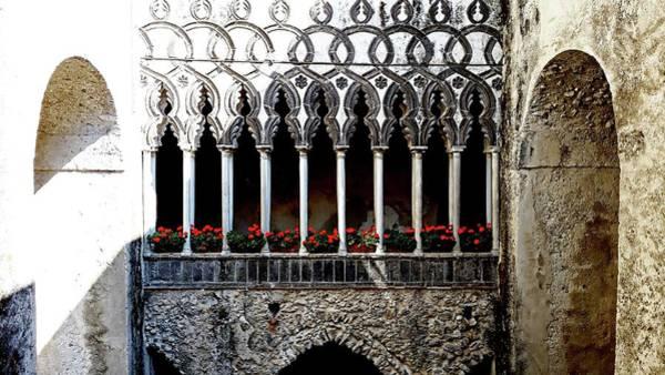 Villa Rufolo, Varello, Italy Art Print