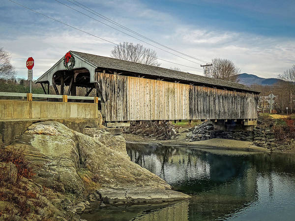 Photograph - Village Bridge by Robert Mitchell