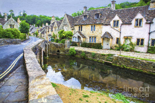 Wall Art - Photograph - Village Of Castle Combe by Sheila Smart Fine Art Photography