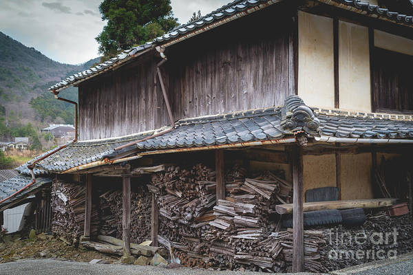 Photograph - Village Pottery, Japan by Perry Rodriguez