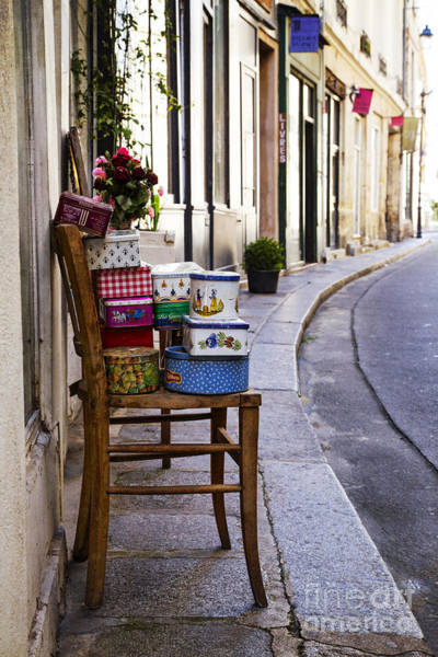 Tin Box Photograph - Village Saint Paul by Elena Nosyreva