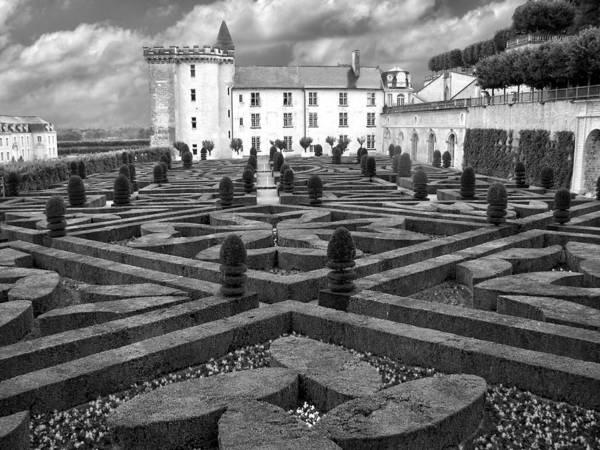 Villandry Photograph - Villandry - Gardens - France by Nikolyn McDonald
