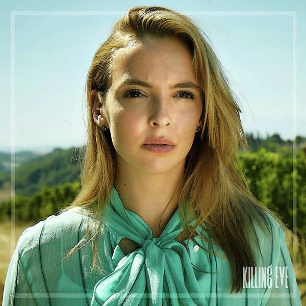 Vogue Mixed Media - Villanelle, Killing Eve's Jodie Comer, Bbc America Tv by Thomas Pollart