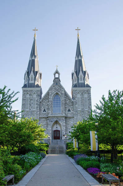 Wall Art - Photograph - Villanova In The Springtime - Radnor Pennsylvania by Bill Cannon