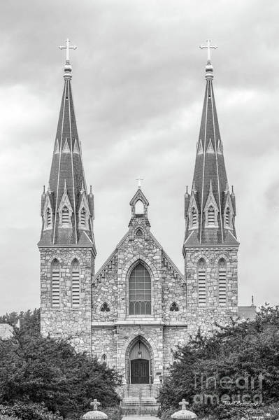 Celebration Photograph - Villanova University St. Thomas Of Villanova Church by University Icons