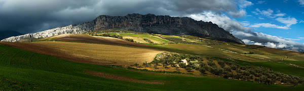 Panorama Wall Art - Photograph - Villanueva De La Concepcion by Max Witjes