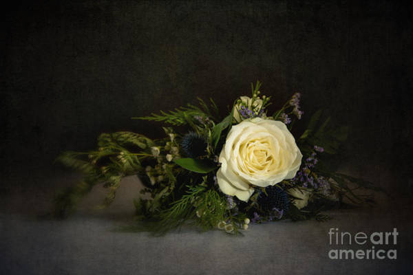 Wall Art - Photograph - Vinatge Bouquet by Jane Rix