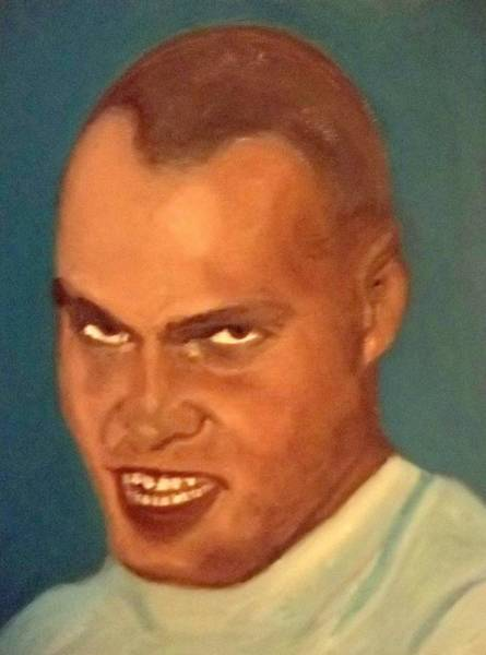 Full Metal Jacket Wall Art - Painting - Vincent D'onofrio As Private Pyle by Peter Gartner