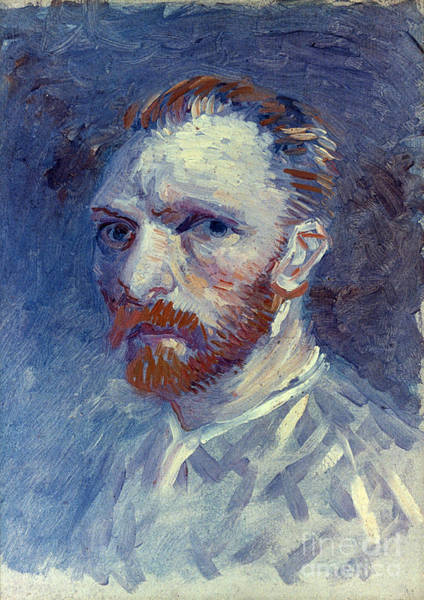 Photograph - Vincent Van Gogh by Granger