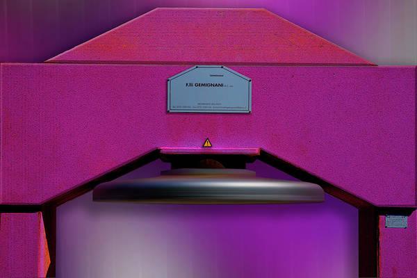 Photograph - Vino Machine by Paul Wear