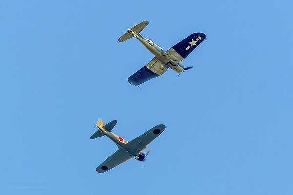 Photograph - Vintage Aircraft by Erich Grant