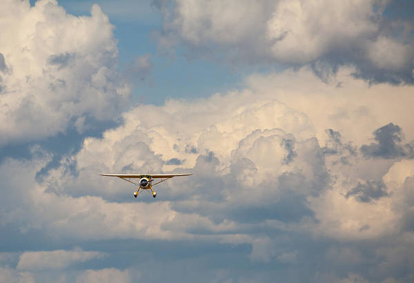 Photograph - Vintage Airplane by Fran Riley