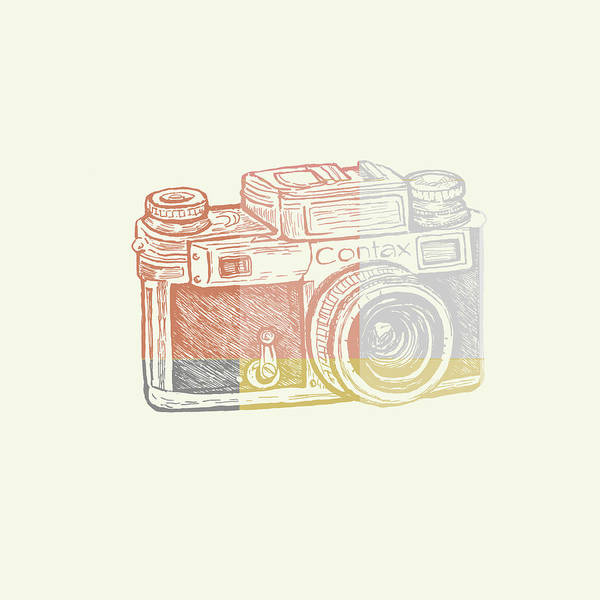 Camera Wall Art - Digital Art - Vintage Camera 2 by Brandi Fitzgerald